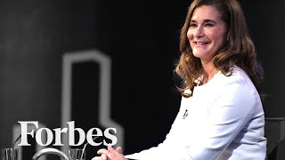 Melinda Gates On The Need To Have More Women In Positions Of Power | Forbes