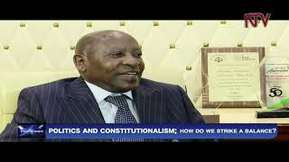 POLITICS AND CONSTITUTIONALISM: How do we strike balance?|NTV ON THE SPOT