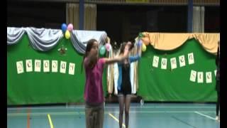 "Demodag turnvereniging ""Samen Sterk"" Rijsbergen 2012"