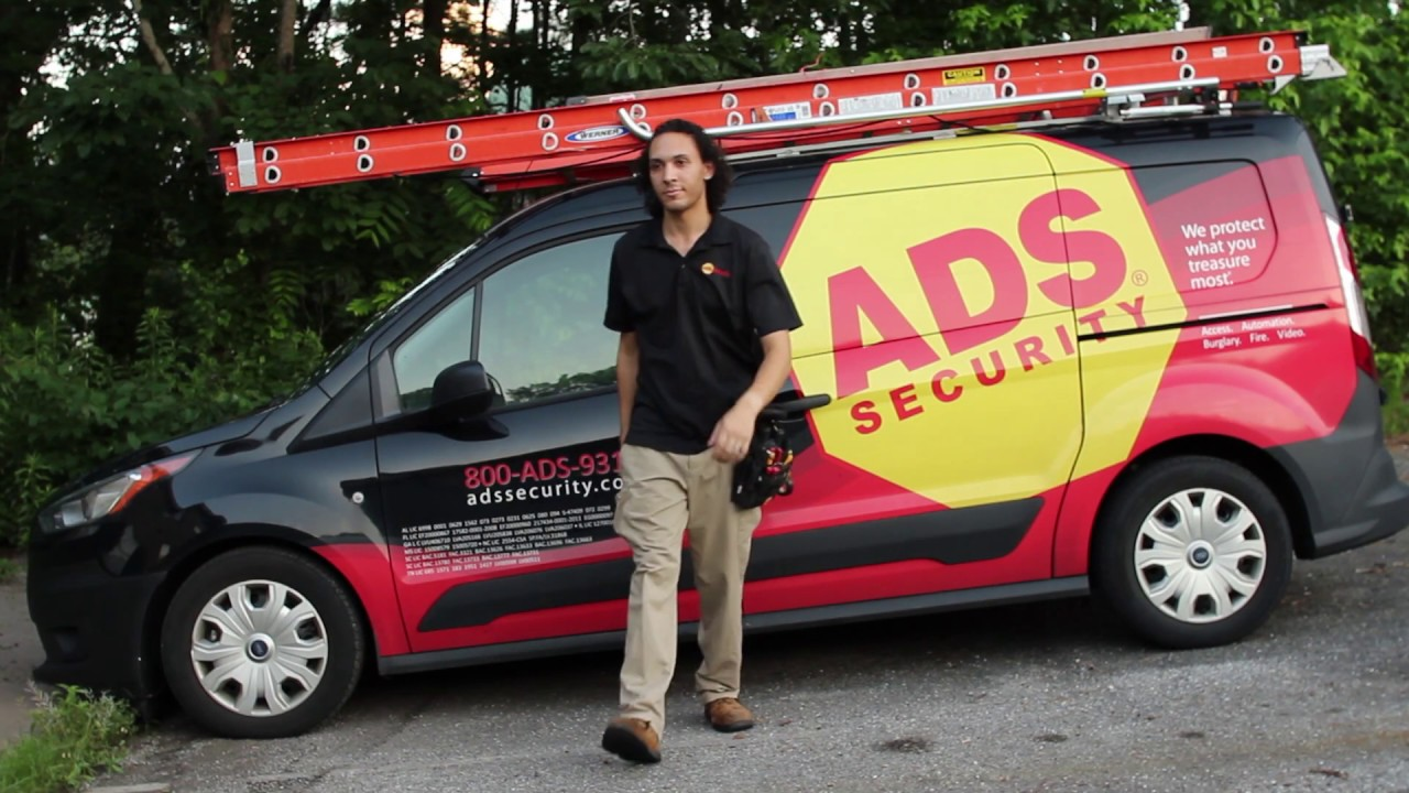 TJ Campbell Professional Profile Video ADS Security