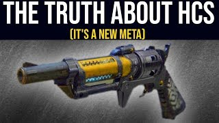 The Cold Hard Truth About Hand Cannons in Destiny 2 Shadowkeep