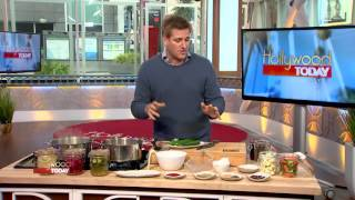 How to Pickle Veggies with Chef Curtis Stone