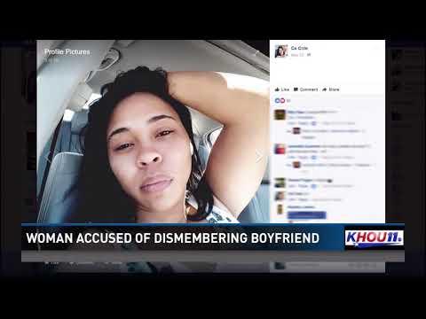 Woman charged in gruesome murder of boyfriend in Baytown