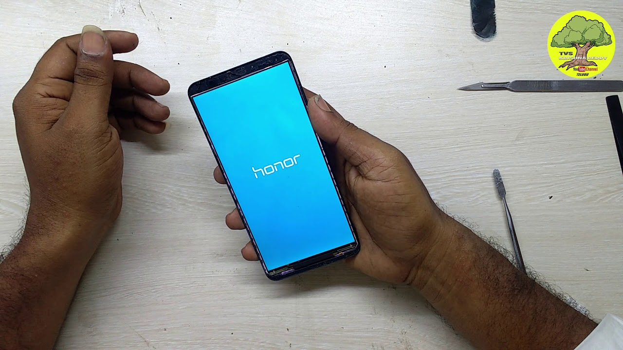 honor 7x glass change only
