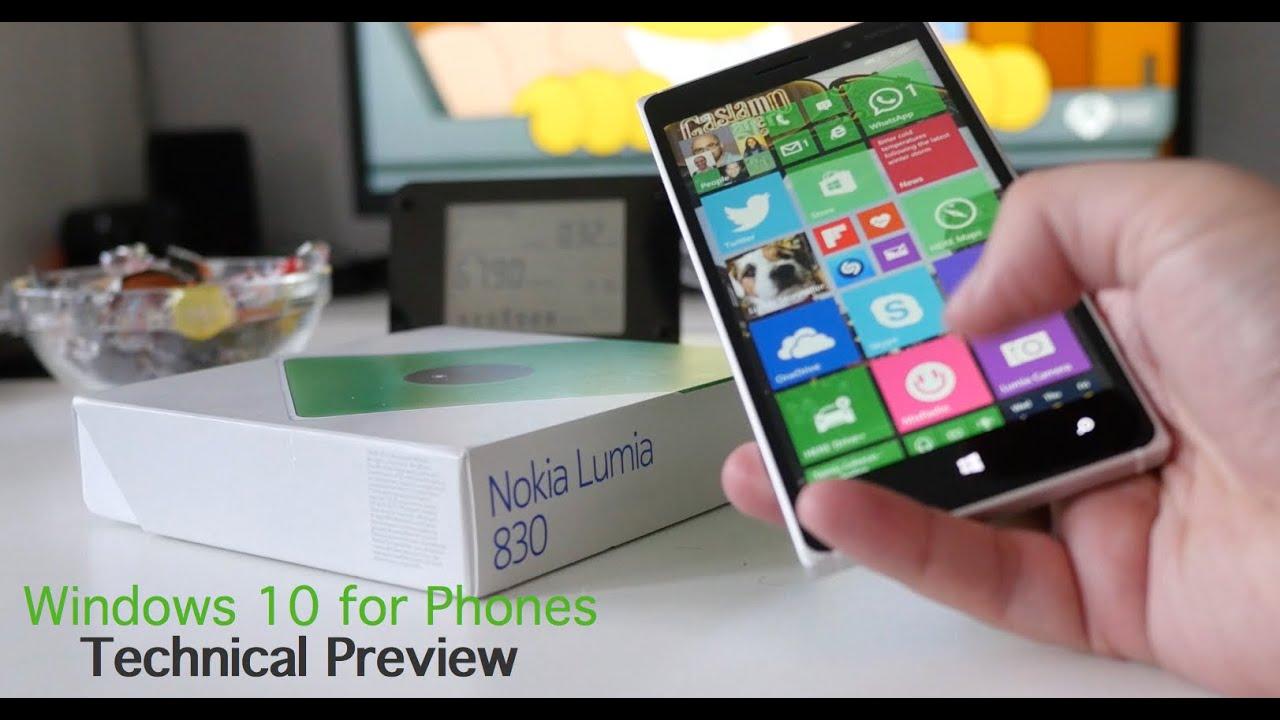Puedo actualizar mi Windows Phone a Windows 10 Mobile? Aquí