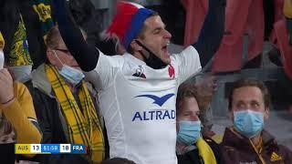 Australia vs France   Highlights   2021 International Test
