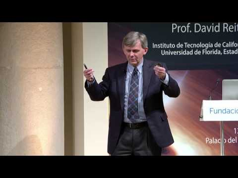 Lecture by David Reitze from California Institute of Technology (Caltech)