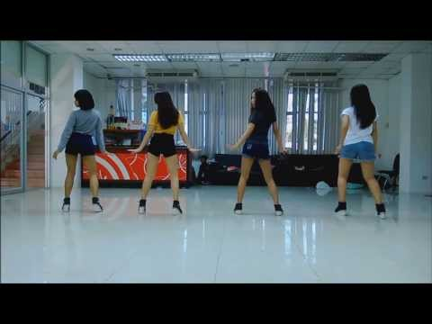 Girl's Day - Expectation (Mirror) HD