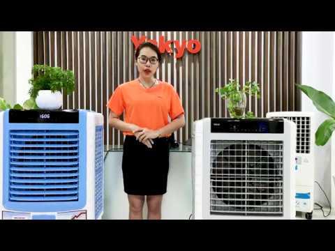 Review máy làm mát Yakyo TP-7000YS | Yakyo Việt Nam
