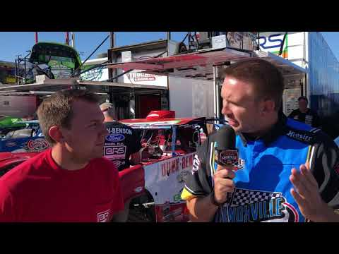 Pre-Race Interview with Devin Moran 9/13/2019
