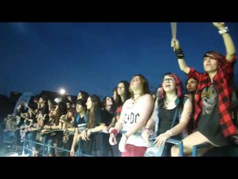 A doua seara la Danube Rok Festival III | Galati, 18 iunie 2016