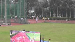 港九區D1中學學界田徑賽 2015-2016 BA 4X10