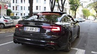 New 2018 Audi RS5 - pure SOUND & Acceleration ( 451 Hp ) - 1080 p !