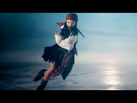 本田真凜が海賊姿で氷上を華麗に舞う夏限定のエキシビション映像/『パイレーツ・オブ・カリビアン/最後の海賊』