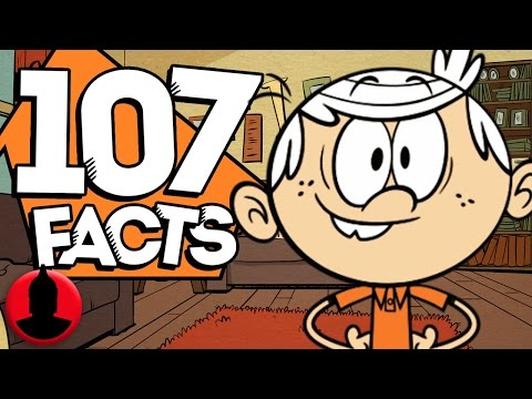 107 The Loud House Facts 107 YOU Should Know (ToonedUp #201) | ChannelFrederator