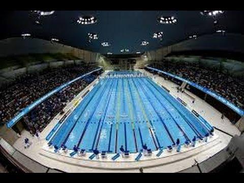 JRAM  Jeux olympiques  la piscine  YouTube