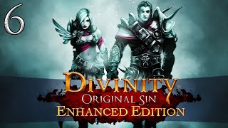 Let's Play ► Divinity: Original Sin Enhanced Edition Co-Op - Part 6 - Madora, Jahan, Esmerelda