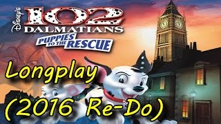 PS1 100% Longplay: 102 Dalmatians: Puppies to the Rescue (PAL) HD (2016 Re-Do) No Commentary