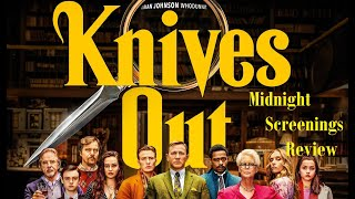 Knives Out - Midnight Screenings Review