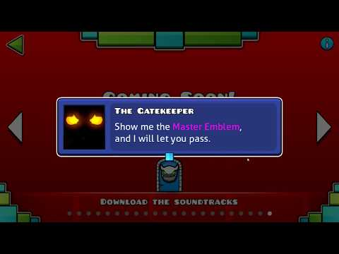 All Chamber Of Time Codes + How To Get The Master Emblem L Geometry Dash