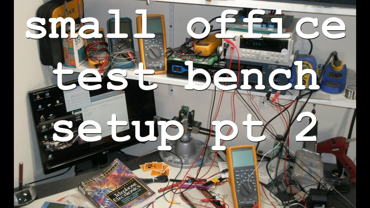 Nice What Is A Test Bench Part - 2: ACF 002: Office Electronic Test Bench Part 2 Lab Tour And Future Projects -  YouTube