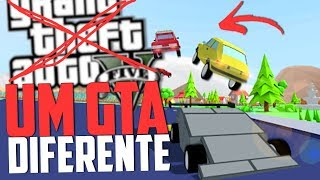 IGUAL GTA MAS DIFERENTE! - Dude Theft Wars