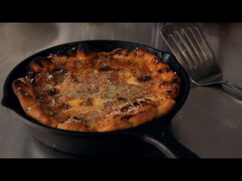 Make Chicago-Style Pizza aka Deep Dish | Homemade Pizza