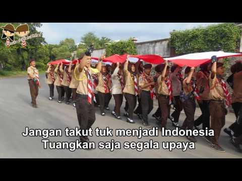 Lagu Pramuka - Jangan Takut Menjadi Indonesia