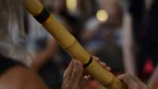 Avi Adir & Davide Swarup Live at the Maharaja studio Kiev 2013 Shakuhachi & Hang SPB Thumbnail