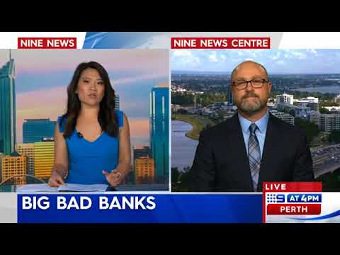 Channel 9   Royal Commission into Banking and Finance with Murray Thornhill 010218