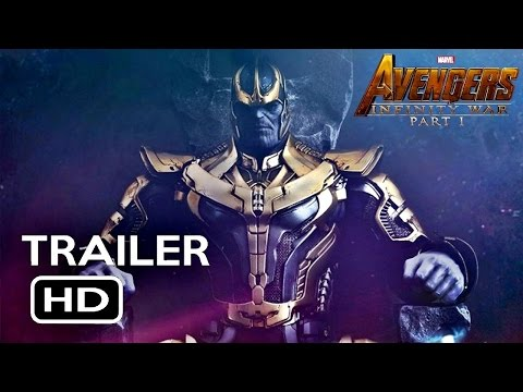 Avengers( 2018): Infinity War- MCU Tribute Trailer –