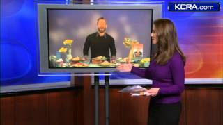 Bob Harper's advice from his book 'Jump Start to Skinny'