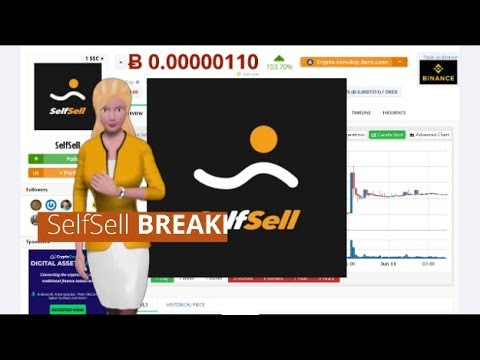 SelfSell $SSC Climbs 107% In the Last 24 Hours 10