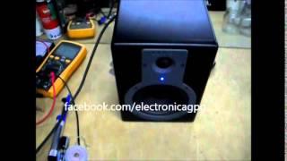 m audio bx5a reparado