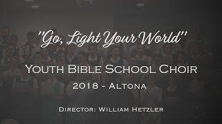 4 - Go Light Your World