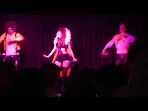 Смешной концерт для взрослых в казино. Хэллоуин 2016 Валенсия (Испания)