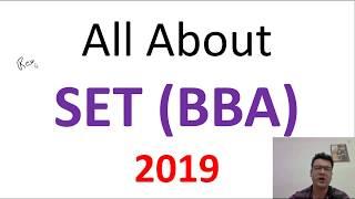 Symbiosis Entrance Test SET 2019 BBA (Regular), Exam Pattern & Syllabus | Important Dates