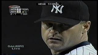 Boston Red Sox at New York Yankees 2000 05 28 Pedro Martinez vs Roger Clemens  PART 2