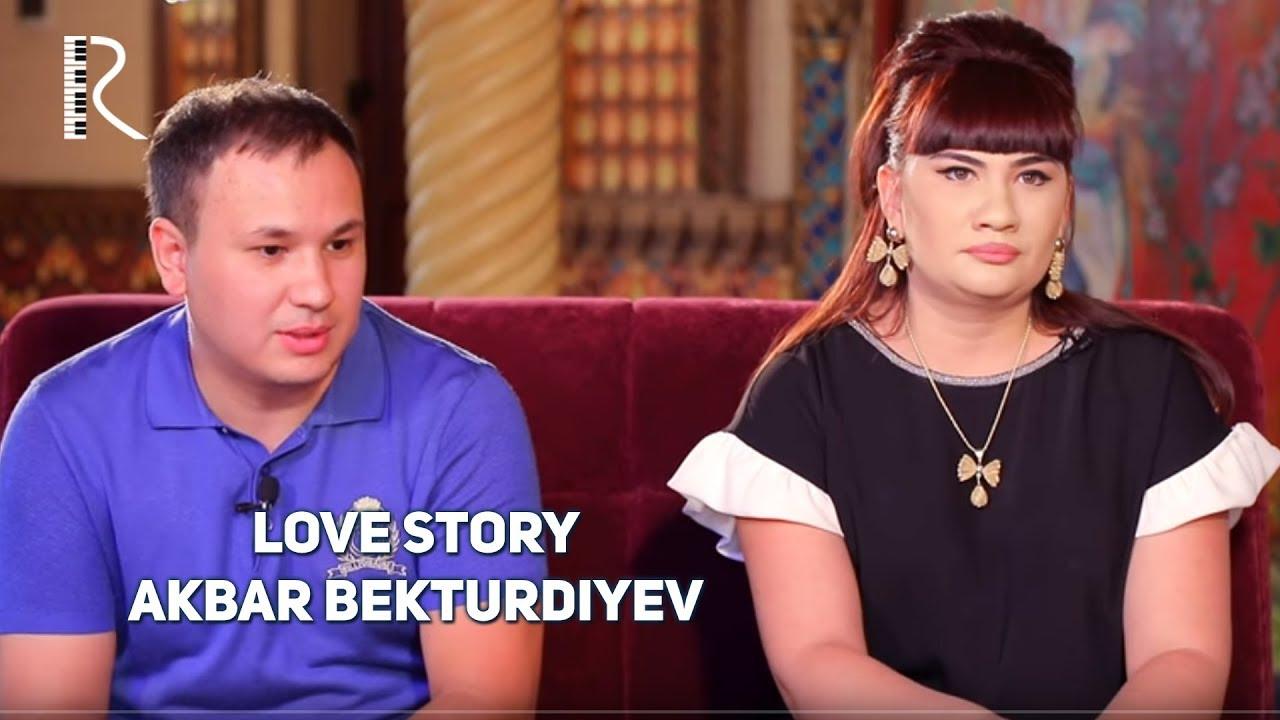 Love story - Akbar Bekturdiyev (Muhabbat qissalari)