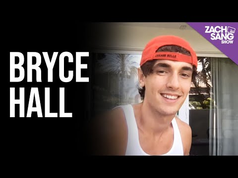 Bryce Hall Talks Upcoming Fight Against Austin McBroom, KSI, Being a Villain & More