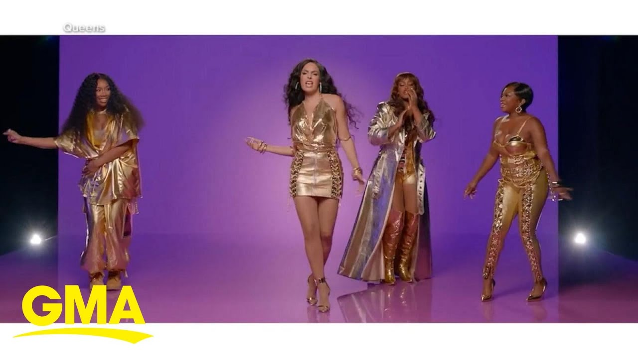 Cast of ABC's 'Queens' talks about the new musical drama - Good Morning America