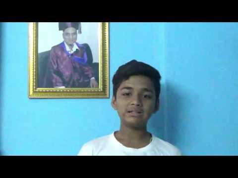 Elocution Speech on superstition in English