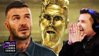 The David Beckham Statue Prank thumbnail
