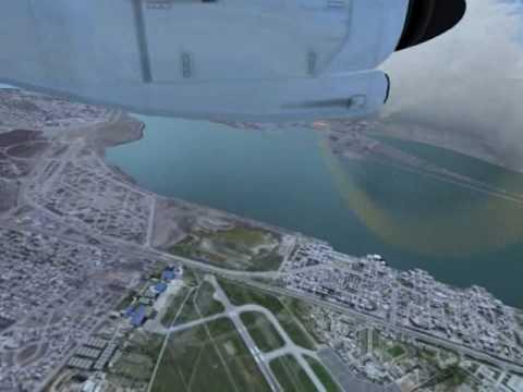 SEVENAIR TUNIS TO TRIPOLI FLIGHT