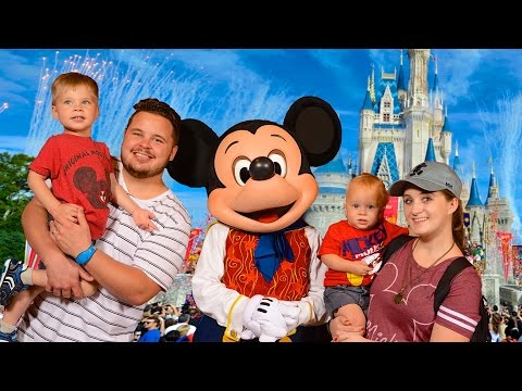 DISNEY WORLD SPRING BREAK SPECIAL!