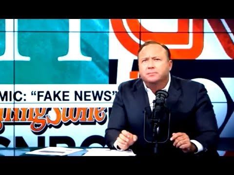 Alex Jones REALLY Wishes NBC Wouldn't Air Megyn Kelly Interview