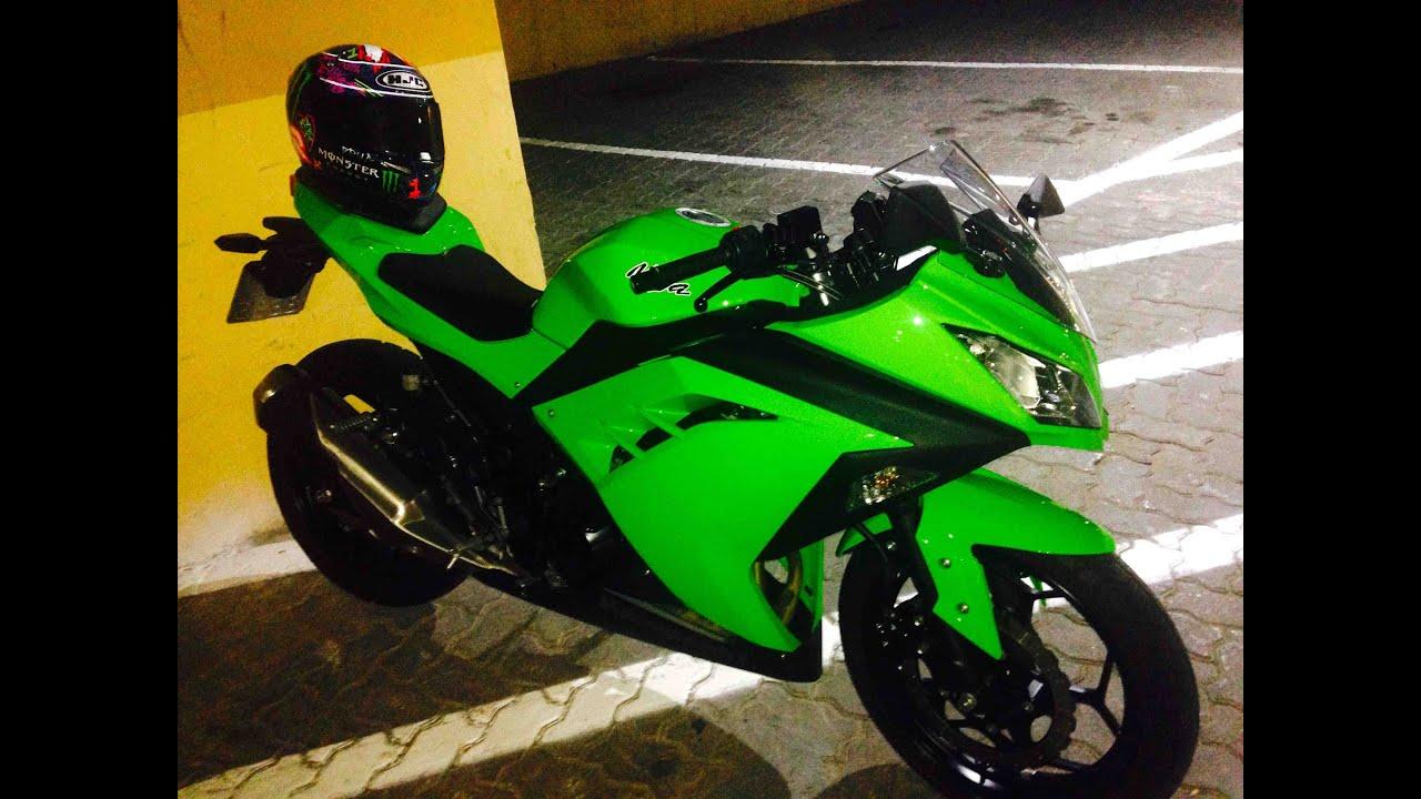 Kawasaki Ninja 300 Vale A Pena Comprar Youtube