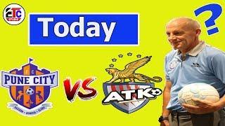 ISL latest video 2019   Pune city vs ATK match   ATK latest video 2019   etc studio sport news