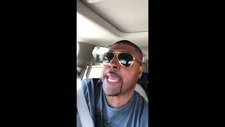 Tariq Nasheed Talks About The Fake Stand Your Ground Lie In Florida
