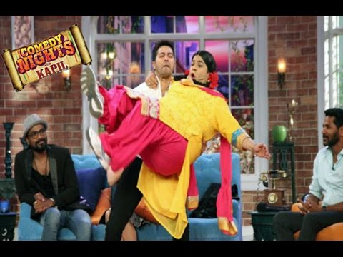 ABCD 2 Movie Promotions | Star Cast on Comedy Nights with Kapil